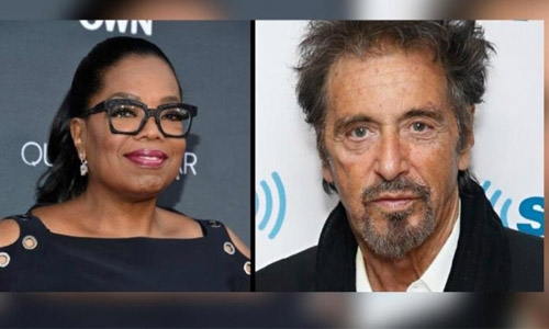 Al Pacino and Oprah Winfrey in Saudi Arabia soon