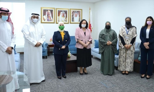 WHO Supremo to visit Bahrain after Eid