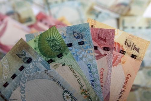 Bahrain ranks 6th for ownership of bank notes by nationality
