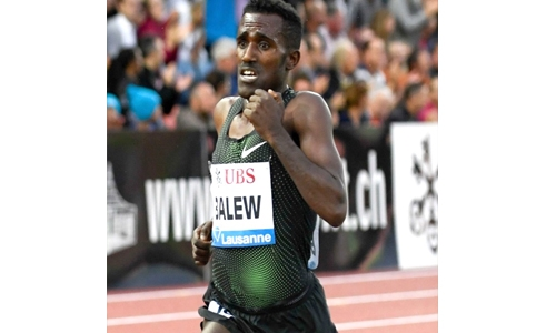 Bahraini athlete Balew achieves 5,000m qualifying mark for Olympics