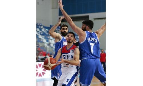 Manama make easy work of Sitra