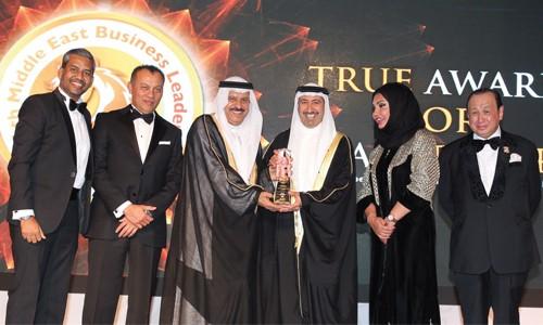 Top honour for Alba Chairman