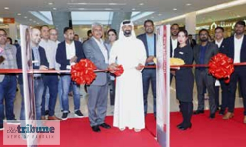 Centrepoint reopens at Oasis Mall