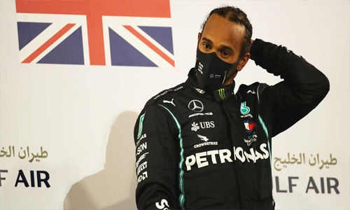 Lewis Hamilton 'devastated' to miss Sakhir GP