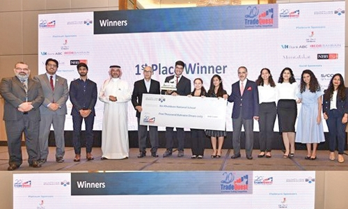 BHB 'TradeQuest' winners awarded BD30,000 in cash