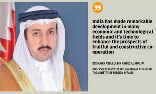 India-Bahrain in new era of bilateral ties