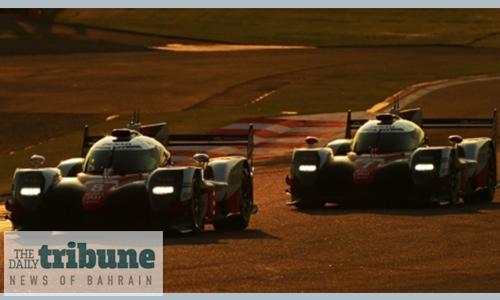 Toyota Gazoo Racing upbeat ahead of WEC