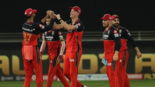 All-round performance guide RCB to victory over CSK