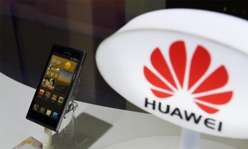 Smartphone maker Huawei catching up on Samsung, Apple