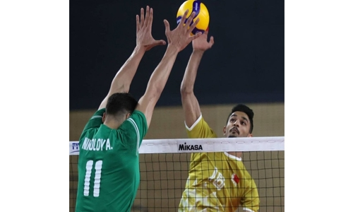 Bahrain bow to Bulgaria in World U21 volleyball