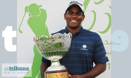 Stage set for King Hamad Trophy golf championship