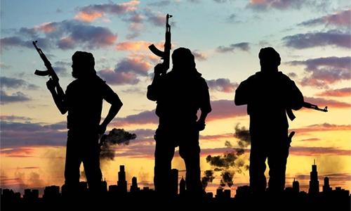 Nine men formed cell to fund terrorism