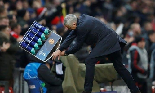 Mourinho still has a lot of bottle, hits back at critics