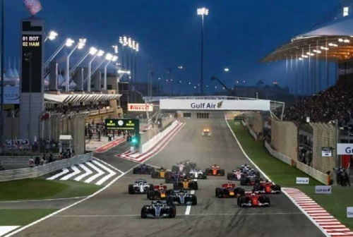 Hamilton eyes Schumacher record as F1 steps into brave new world