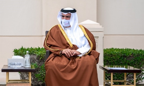 Crown Prince of Bahrain holds first major briefing since appointment as Prime Minister