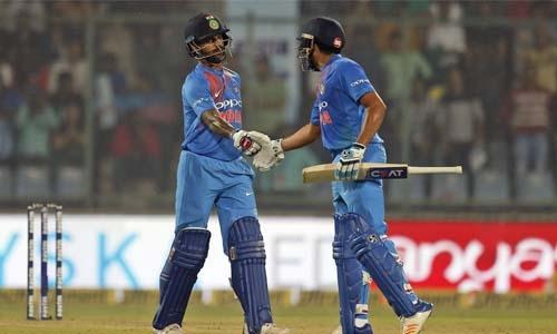India thrash New Zealand