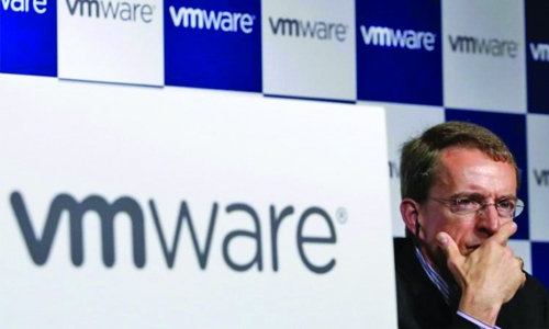 Dell explores IPO or merger with VMware