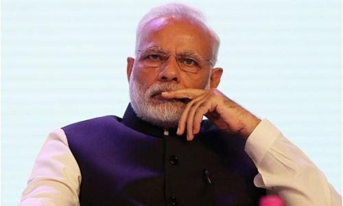 We accept people's mandate: PM Modi