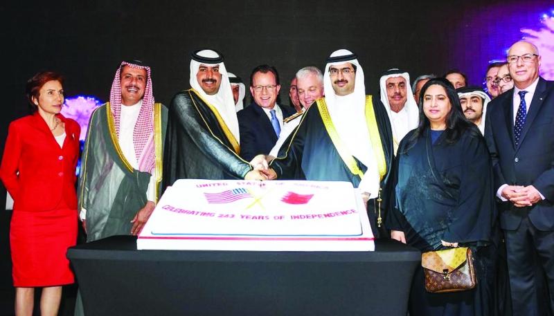 HRH Premier's support for Bahraini-US relations lauded