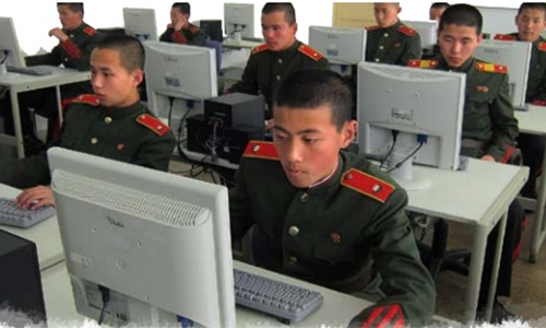 North Korean hackers did this to India?