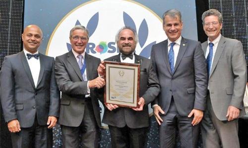 GPIC wins RoSPA award