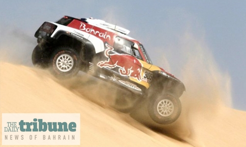 Sainz wins again as 2020 Dakar Rally heads into final two stages