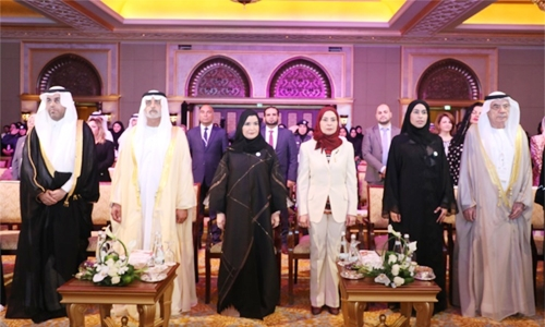Speaker attends launch of Arab Women's Rights Charter
