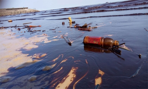 Using artificial intelligence to monitor oil spills in Arab Gulf region