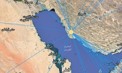 Tremors from quake in Iran rattle residents in Bahrain