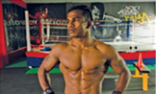 Kantaraj believes global attention will transform Indian MMA