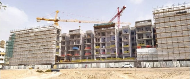 Kingdom's 'construction sector, a pillar of growth'