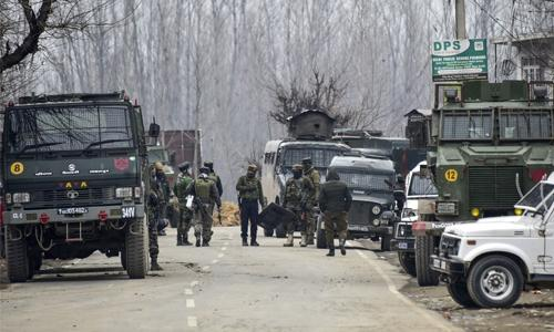 Kashmir attack mastermind killed