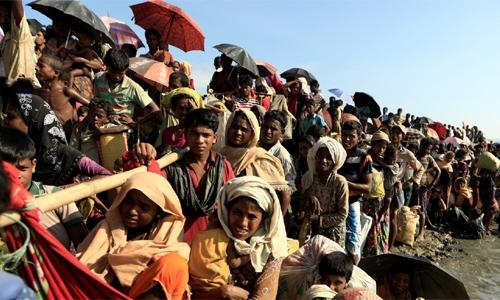 Find solution to Rohingya crisis