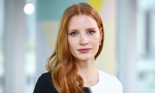 Filming for '355' begins, Jessica Chastain shares video