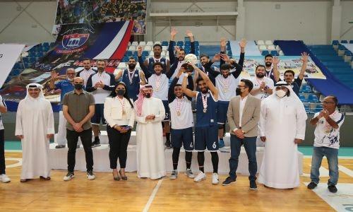 Al Najma lift BBA Cup