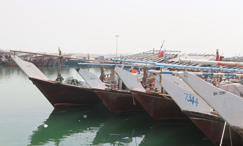 Legal action over arrest of Bahrain fishermen detained by Qatar