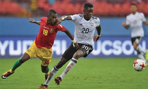 Germany beat Guinea 3-1, face Colombia in Round of 16
