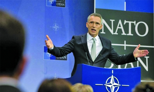 North Atlantic Treaty Organisation to increase presence in Iraq