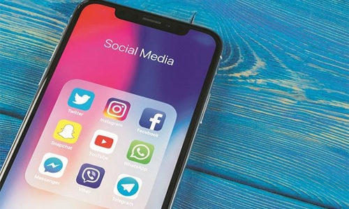 Pakistan blocks social media apps temporarily on security grounds