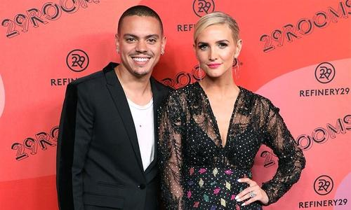 Ashlee Simpson, Ross share why daughter is best addition to tour