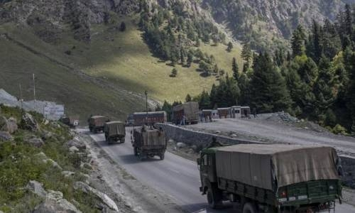 India, China army talks to defuse border tensions fail