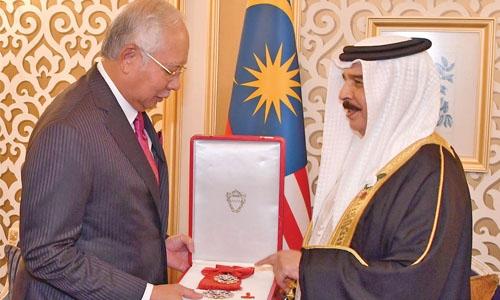 Bahrain, Malaysia  eye stronger ties