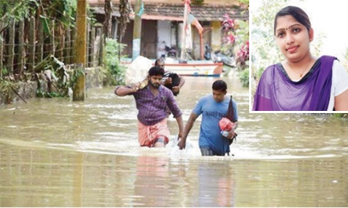 Bahrain resident donates land to flood victims