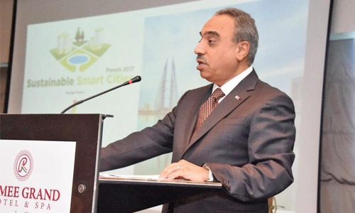 Second 'Sustainable Smart  Cities' conference opens in Bahrain