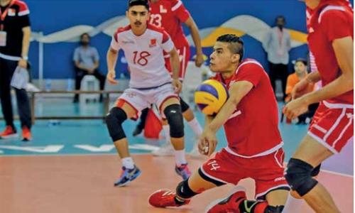 Bahrain edge Puerto Rico in FIVB U21 Worlds opener