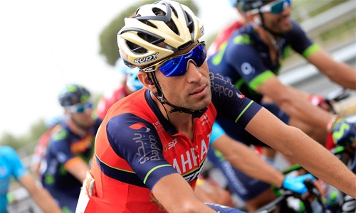 Bahrain's Nibali ends season with victory
