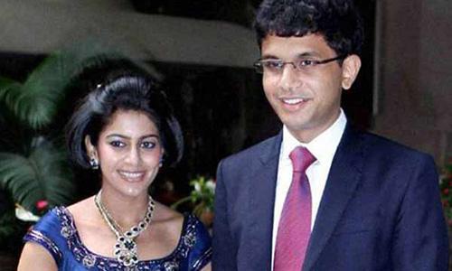 Power couple Rohan Murty, Lakshmi Venu part ways