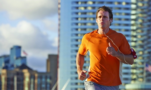 Listening to music may help you exercise longer