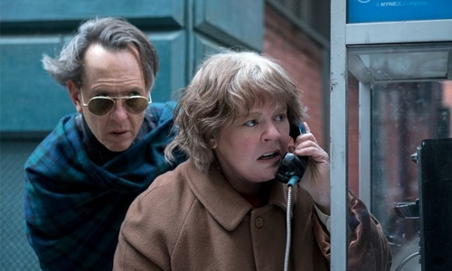 Can You Ever Forgive Me?: an enjoyable real-life caper