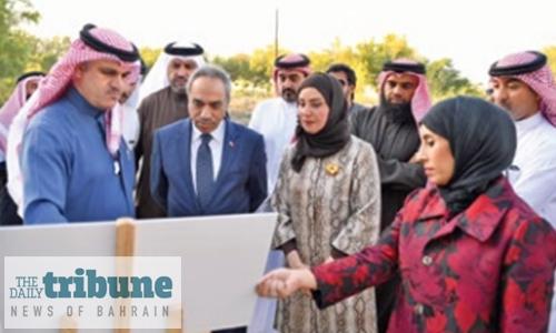 Municipal development projects inspected
